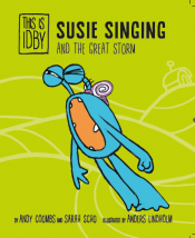 Susie Singing and The Loud Storm