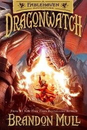 Dragonwatch: A Fablehaven Adventure (Dragonwatch Series)