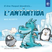 Pascual the dragon discovers Antartica