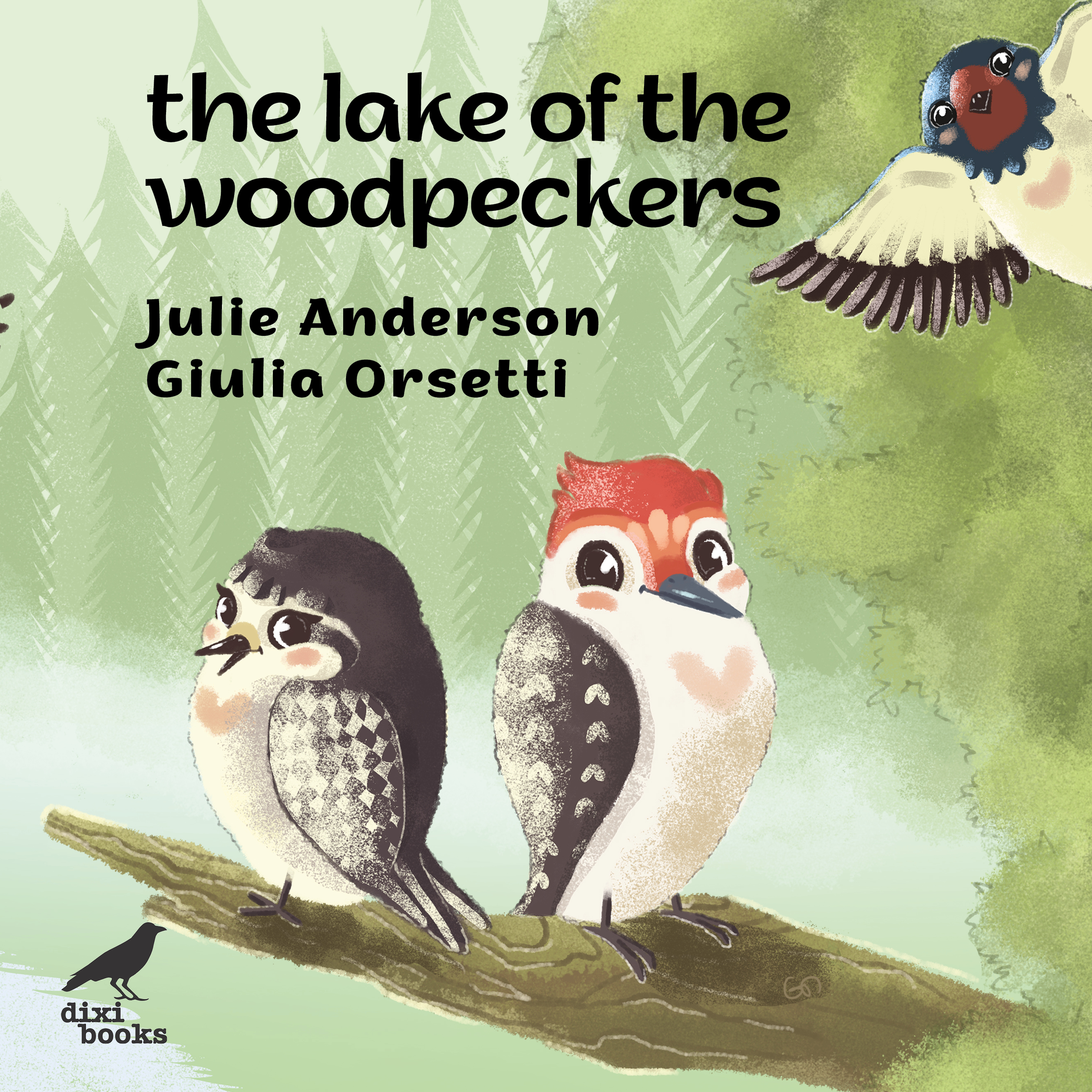 The Lake of the Woodpeckers