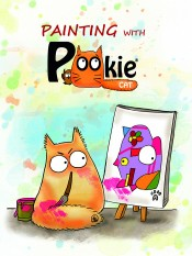 Painting with PookieCat