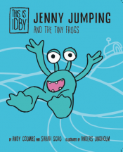 Jenny Jumping and the Tiny Frogs (Thai-English)
