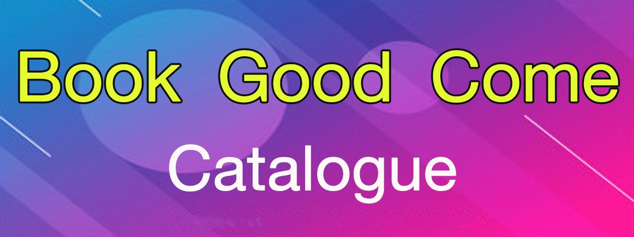 Book Good Come Catalogue
