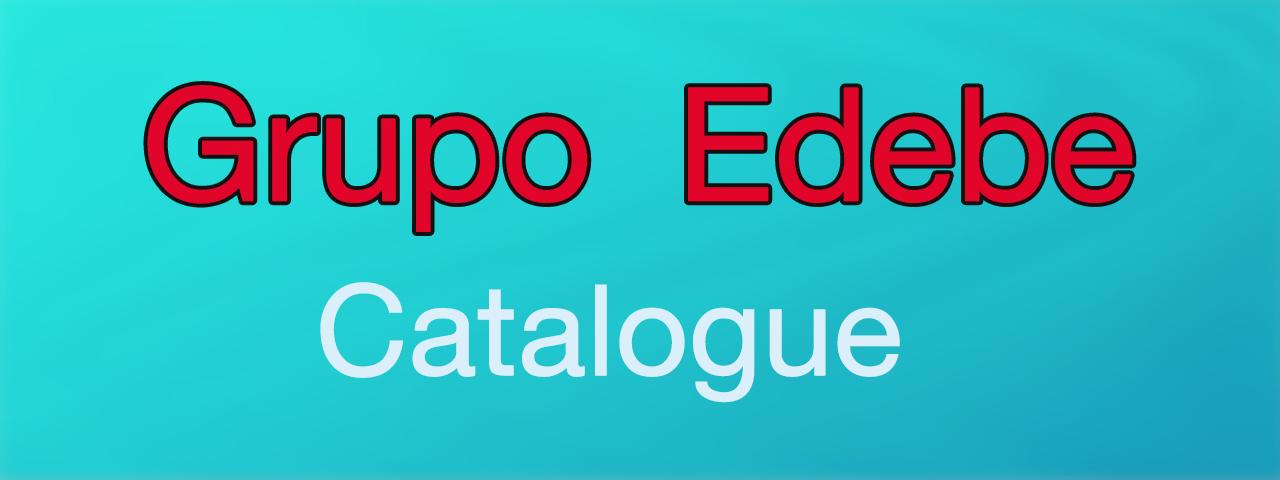Grupo Edebe Catalogue