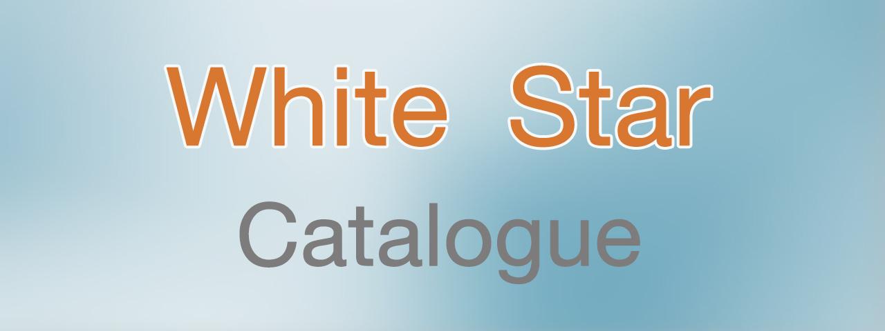 White Star Catalogue